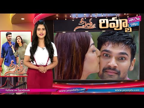 Sita Movie Review And Rating | Kajal Agarwal | Bellamkonda Srinivas | Tollywood | YOYO Cine Talkies