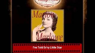 Marion Marlowe – I