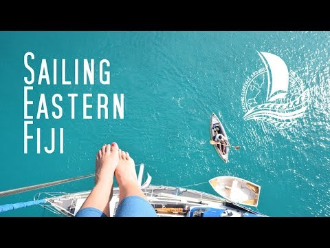 Exploring Eastern Fiji - Vanua Balavu – Sailing the Pacific Episode 34