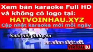 karaoke tính yêu ko có lỗi toneup
