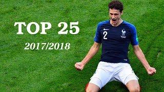 Top 25 Buts de la Saison 2017/2018