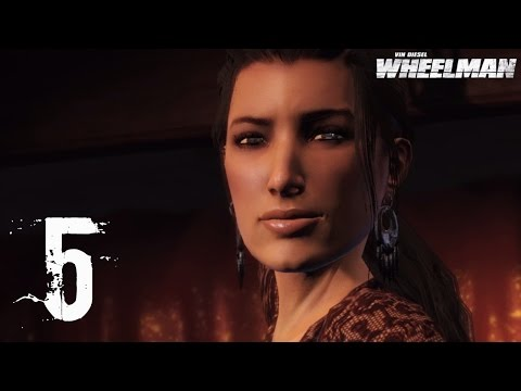 Прохождение игры Вин дизель Wheelman Часть 4
