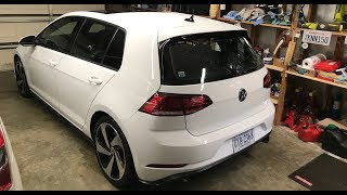 homepage tile video photo for 2018 VW GTI SE Ep.118: The GTI is Back From the Body Shop!