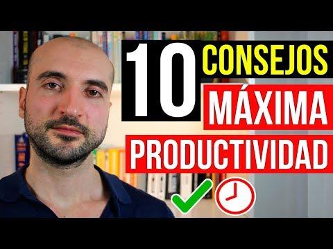 10 Consejos Para Administrar MEJOR el Tiempo (y Ser MUCHO Más Productivo)