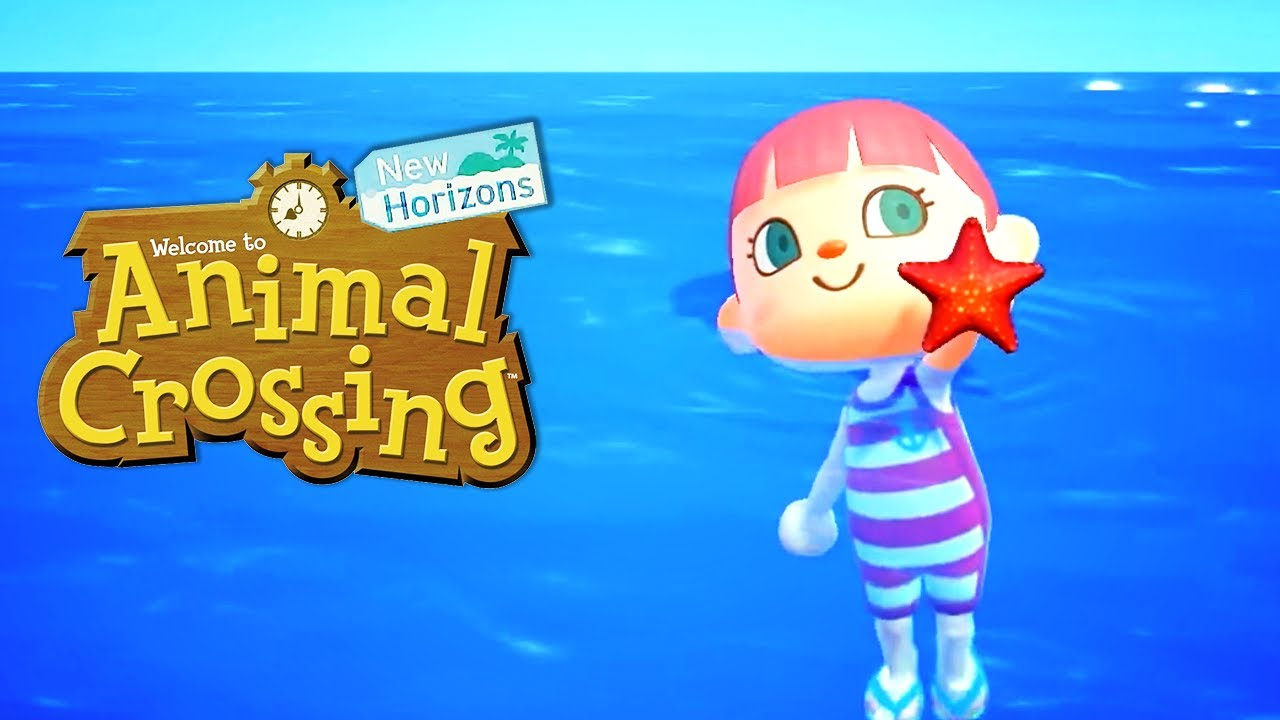 Animal Crossing: New Horizons – Official Exploring July Trailer