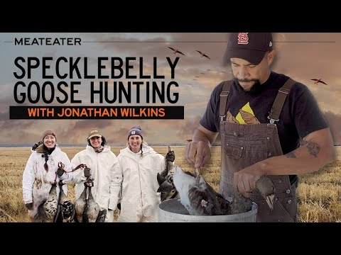 Download Specklebelly Goose Hunting with Jonathan Wilkins   Black Duck Revival   MeatEater