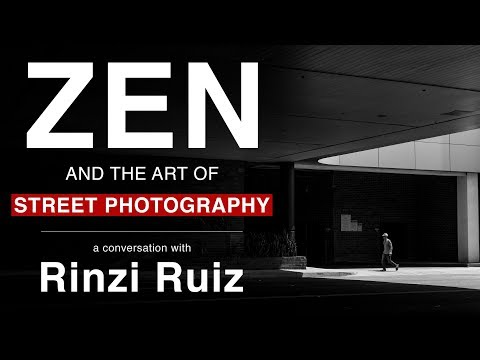 Zen and the Art of Street Photography: Rinzi Ruiz