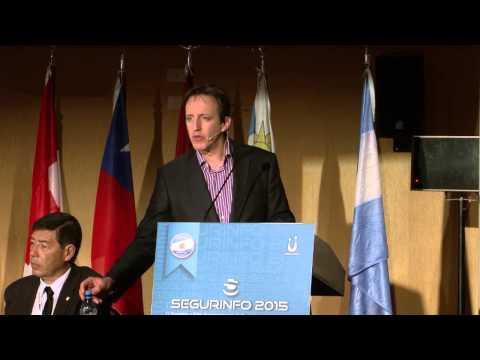Segurinfo Argentina 2015 - Andrew Lee, ESET North America