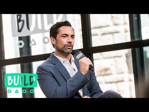 Danny Pino Talks About Playing Characters That Aren't Role Models On
