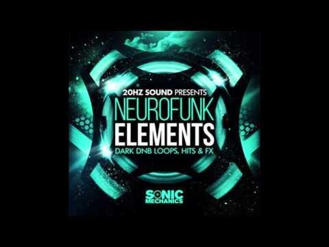 20HZ SOUND presents NEUROFUNK ELEMENTS