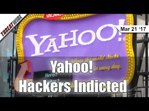 WhatsApp Web App Account Takeover, and Yahoo Hackers Indicted - Threat Wire