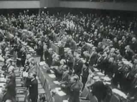 Verenigde Naties in New York bijeen (1946)