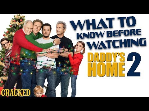 What to Know Before Watching Daddy's Home 2
