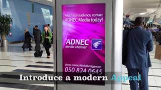 AIMS Digital Signage for Exhibition Halls