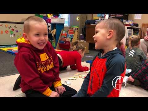 Aquin Catholic Elementary School Early Childhood Education Program