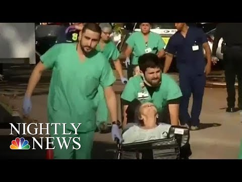 At Least Eight Dead At Florida Nursing Home After Hurricane Irma Cut Power   NBC Nightly News