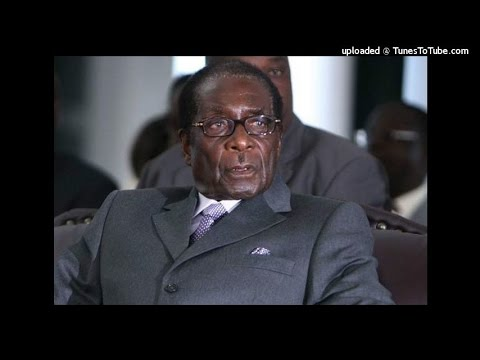 Mugabe Complains About  Poorly Cooked Food at his place