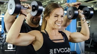 Partial Reps | Road to Olympia Transformation Challenge | 2018