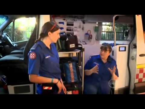 Recruits Paramedics Series 1 Episode 2