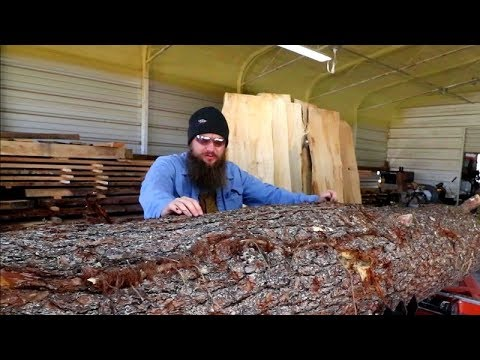 easiest way to make money from logs