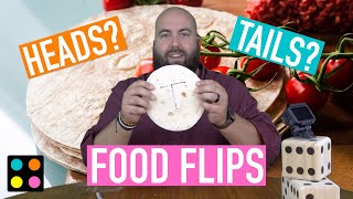 Food Flips | Party Games | Now You Pick
