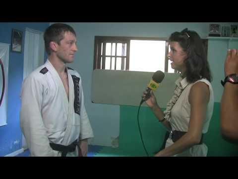 Dennis Asche entrevistado por Bandeirante