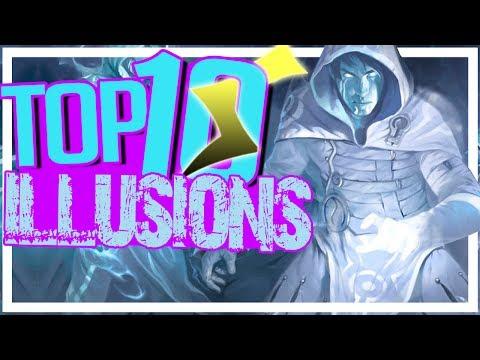 BEST Illusions - MAGIC: THE GATHERING