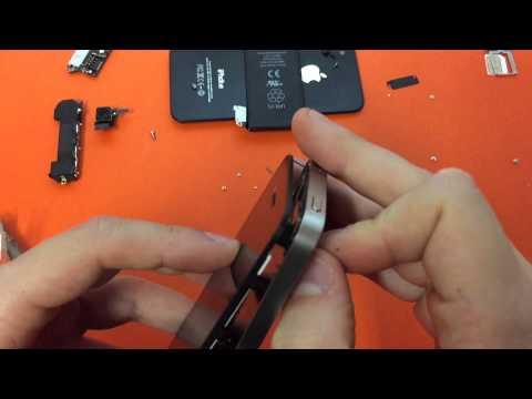 Guida: come sostiuire il Tasto Home di iPhone 4
