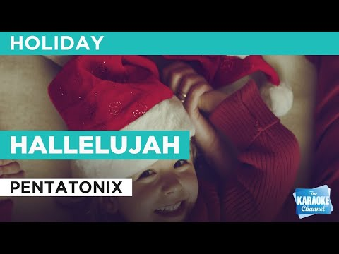 Hallelujah : Pentatonix | Karaoke with Lyrics
