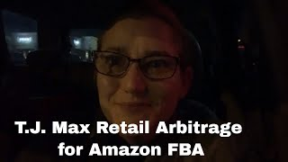 T.J. Max Retail Arbitrage for Amazon FBA 11/14/19
