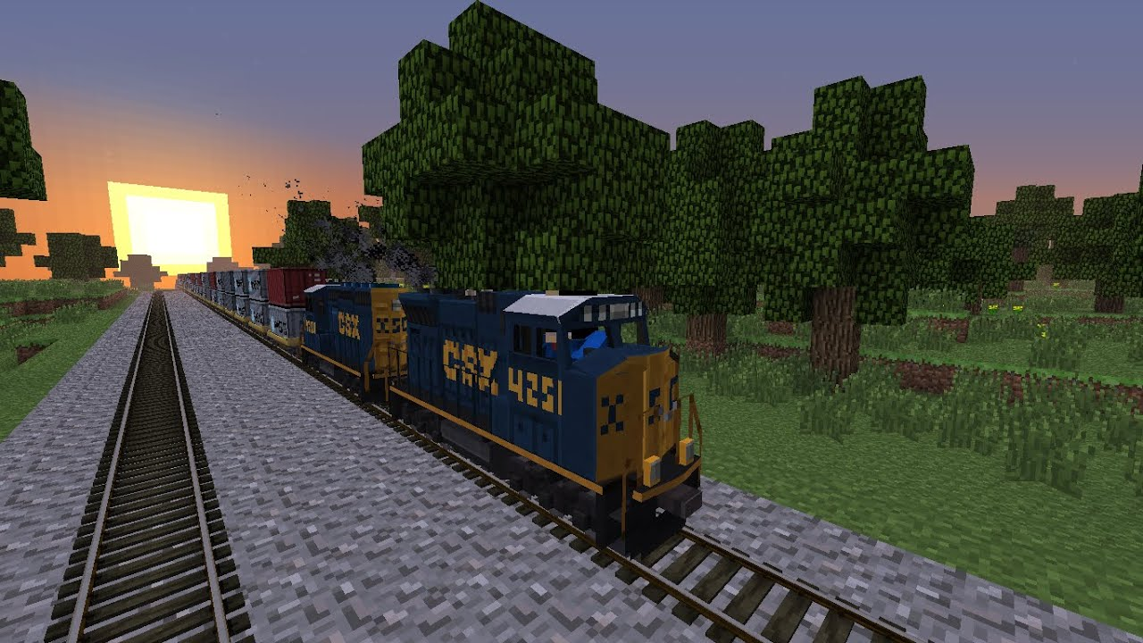 Traincraft Route 3 Csx Cabride Youtube