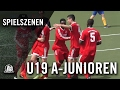 SC Victoria Hamburg – FC Eintracht Norderstedt (U19 A-Junioren, Regionalliga Nord) - Spielszenen