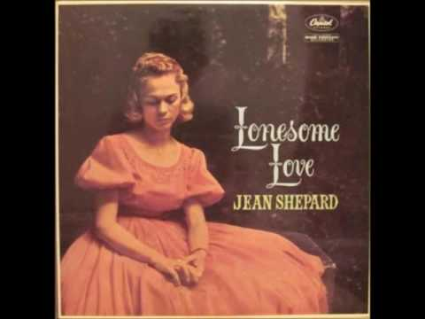Jean Shepard - **TRIBUTE** - You Can't Break The Chains Of Love (1958).