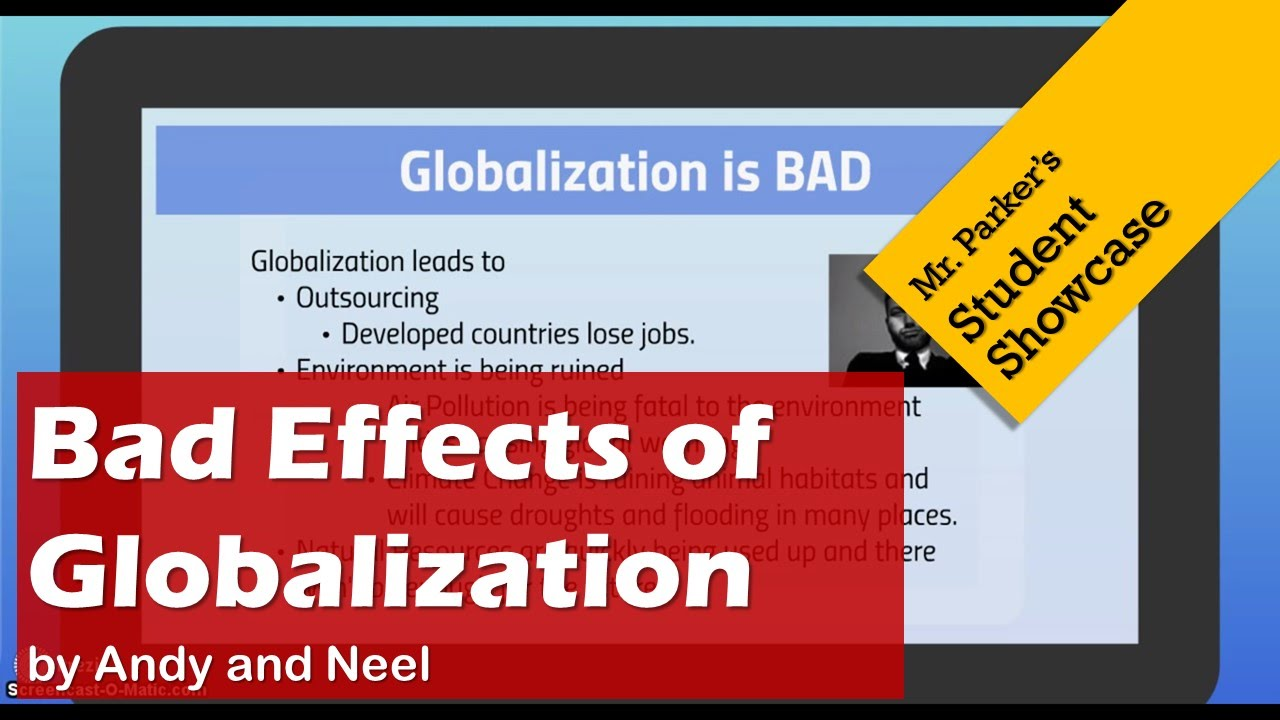 postive and negative impact of globalisation on the caribbean What does globalisation mean for the caribbean though globalisation is inevitable, it has its advantages and disadvantages for the caribbean, i believe the disadvantages outweigh the advantages this multifaceted region that many foreigners visit.