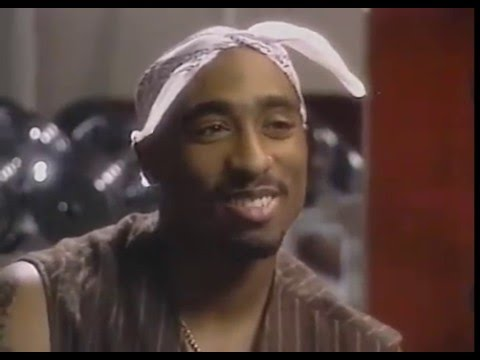 MTV News - 2Pac In His Own Words (1996)