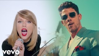 Jonas Brothers x Taylor Swift - Cool It Off [Mashup] Video