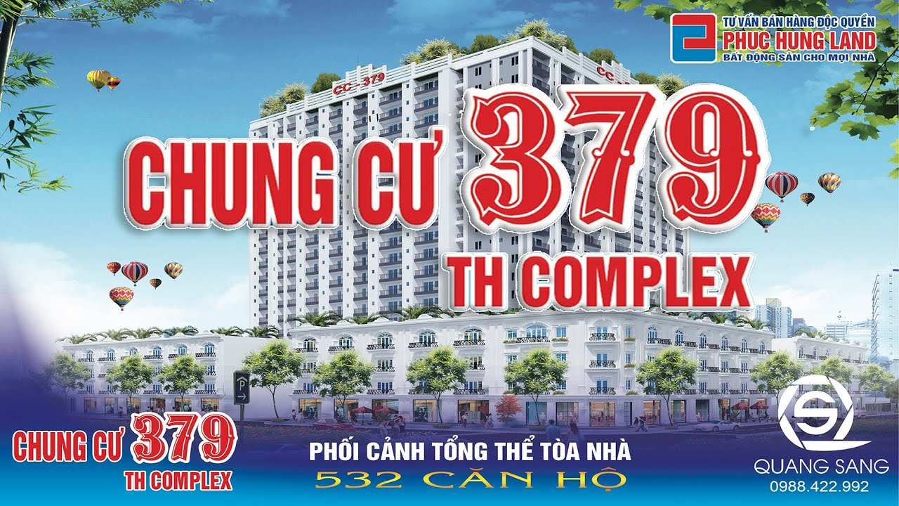 Chung Cư 379 Th Thanh Hóa | TVC Quảng Cáo Quang Sang 0988422992 sản xuất