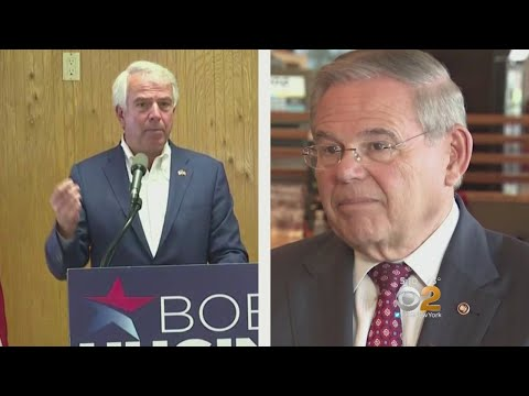 NJ Senate Race In A Dead Heat, Polls Show