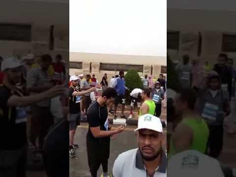 Riyadh marathon 2018 🏃