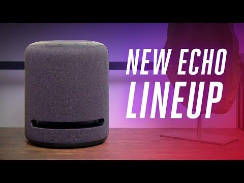 .亞馬遜一口氣推出十五款新品,還想讓你把 Alexa 戴在眼上和握在手裡