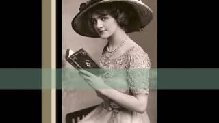世界の女性① 100年前の写真