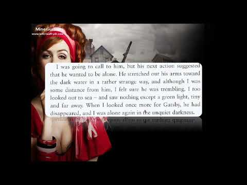 AUDIO BOOK - THE GREAT GATSBY