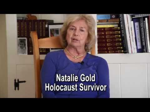 Natalie Gold on BJE March of the Living
