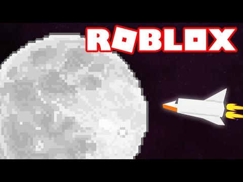 Roblox → FUI ATÉ A LUA !! - Rocket Tester #2