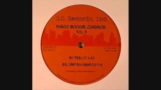 Disco Boogie Classics Vol. 5 - Feel It
