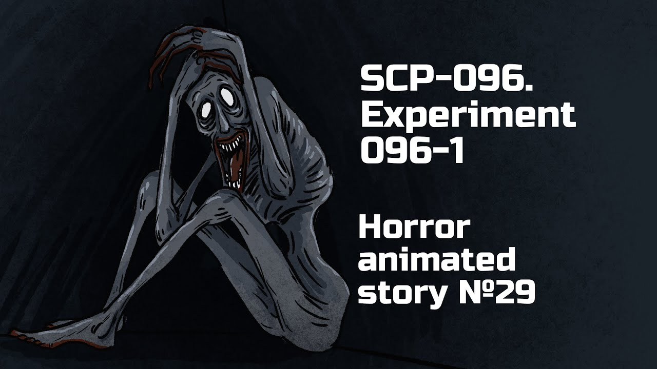SCP-096. Experiment 096-1. Horror animated story №29