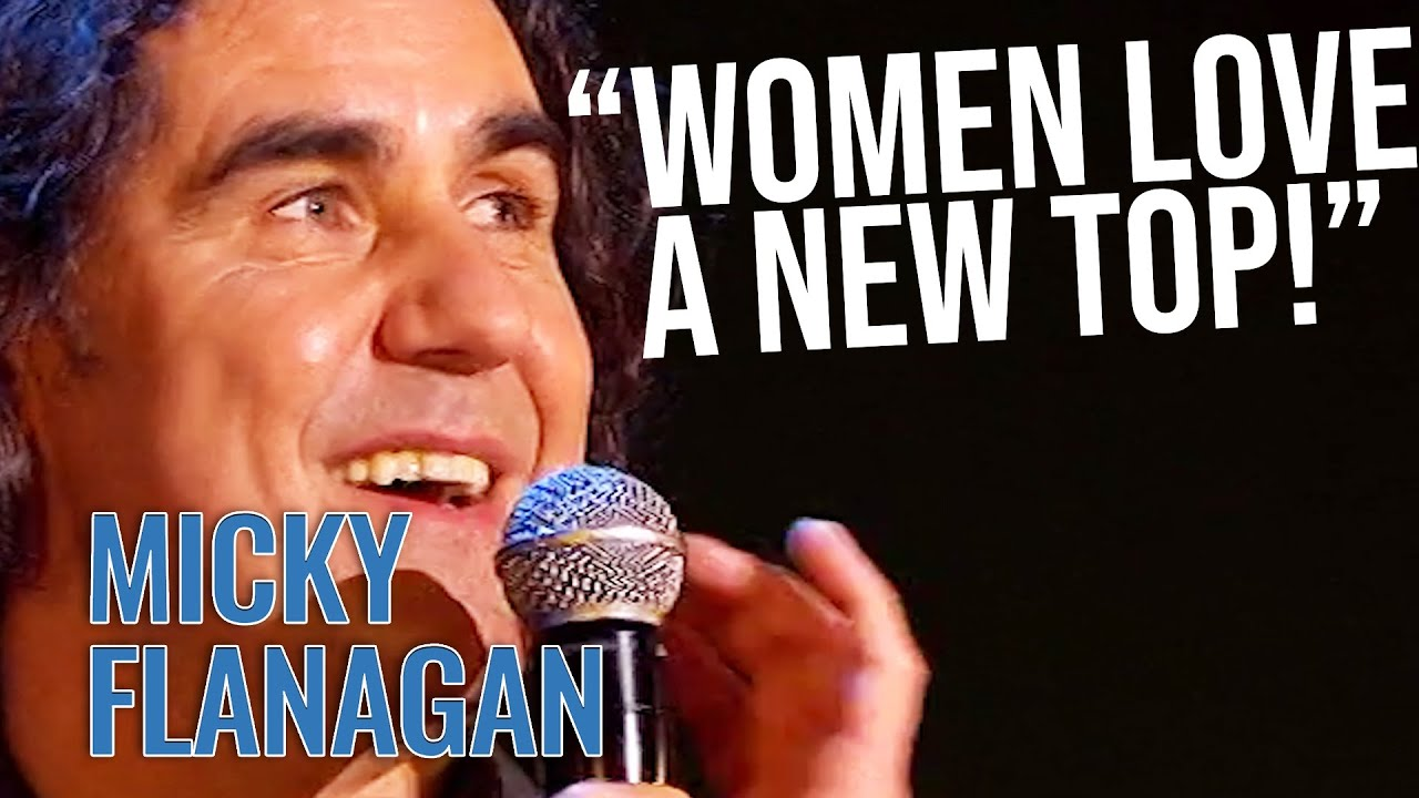 What Do Women Want? | Micky Flanagan: Back In The Game Live