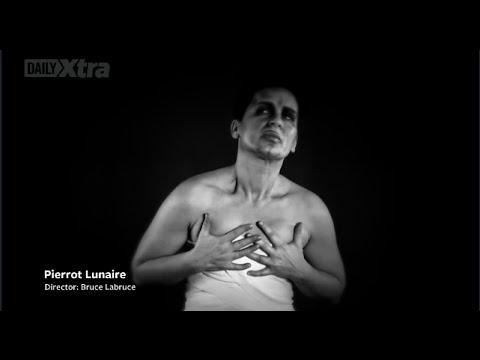 Bruce LaBruce's art house film, Pierrot Lunaire