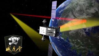 美国欲打造天基预警系统 专盯高超音速武器 「威虎堂」20210111 | 军迷天下 - YouTube