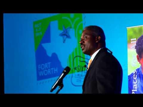 Rev. Jeffrey Brown at Purpose Built Communities Conference 2015
